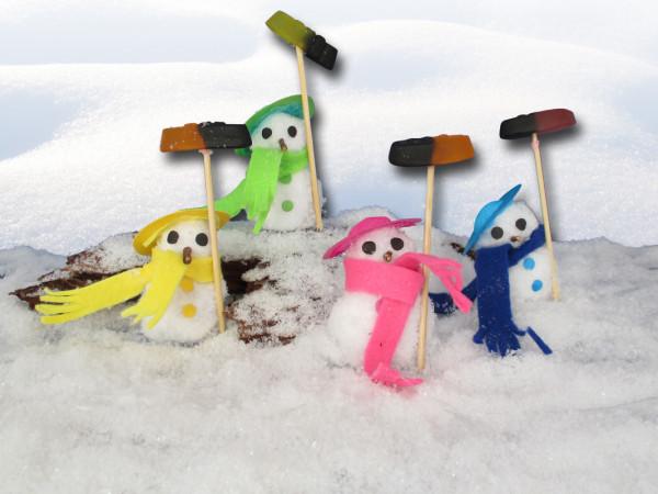 Sneeuwpop-groep